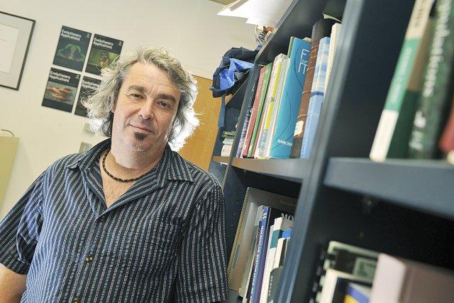 Le professeur au département de biologie de l'Université... (Le Soleil, Steve Deschênes)