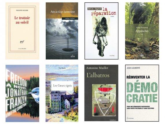 En littérature, les années se suivent mais ne se ressemblent pas: 2011 ne fut...