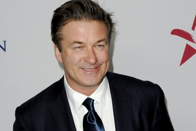 Alec Baldwin... (Photo: archives Reuters)