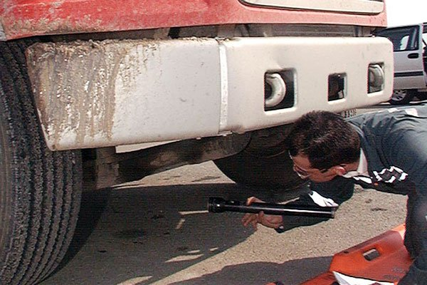 La Sûreté du Québec (SQ) a demandé une inspection mécanique à la suite de... (Archives La Tribune)