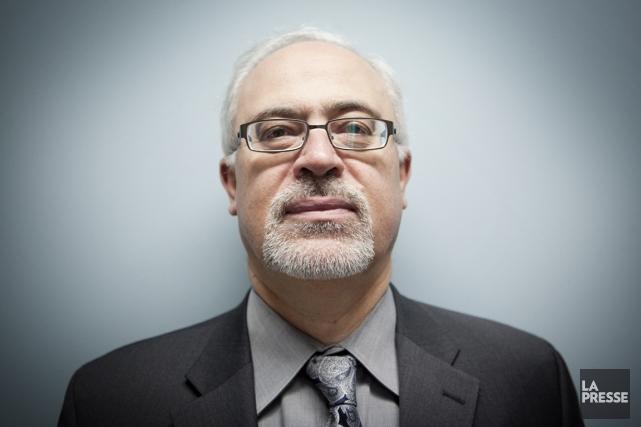 Carlos Leitao, économiste en chef, Valeurs mobilières Banque... (Photo Marco Campanozzi, La Presse)