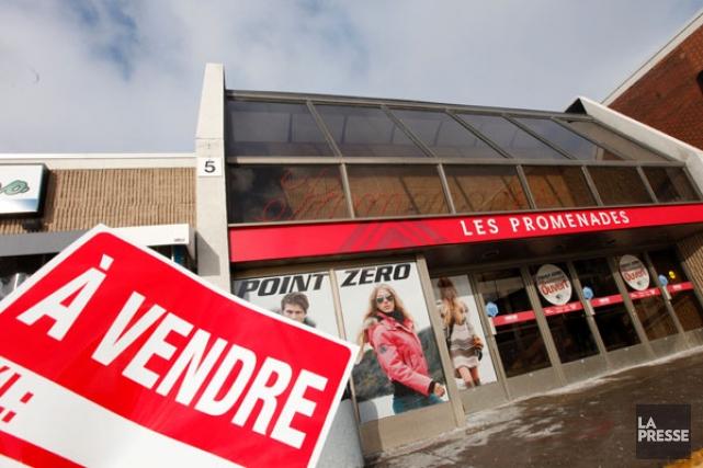 Un lieu: Les Promenades de l'Outaouais (Simon Séguin-Bertrand, LeDroit)