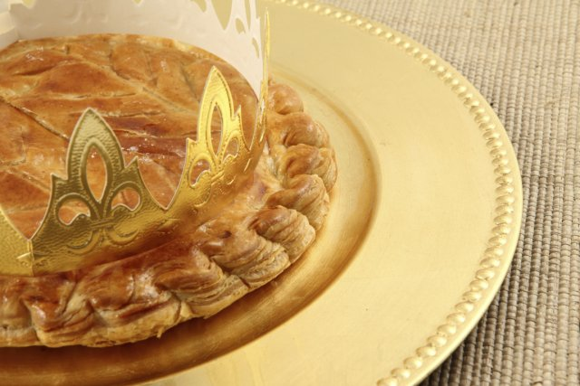 La traditionnelle galette des rois... (Photos.com)