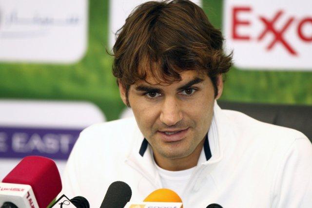 Roger Federer a expliqué qu'il ne voulait pas... (Photo: AFP)