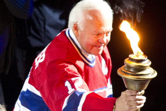 Yvan Cournoyer.... (Photo: André Pichette, La Presse (Archives))