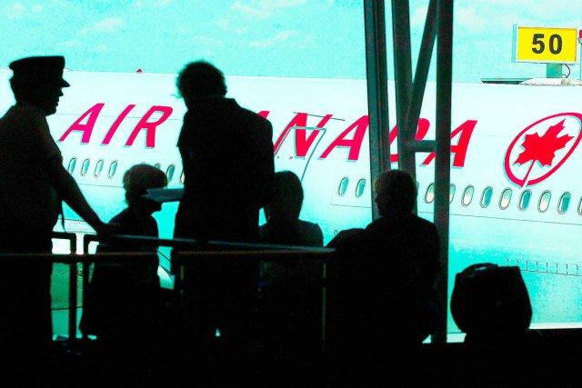Pour certains vols internationaux, le prix peut exploser... (Le Soleil, Jean-Marie Villeneuve)