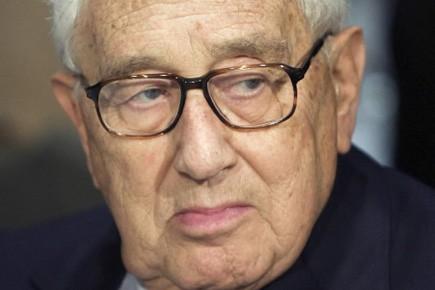 Henry Kissinger.... (Photo: Reuters)