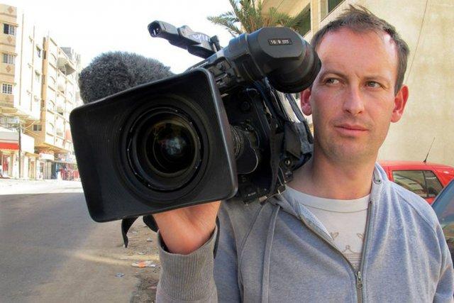 Le reporter et caméraman Gilles Jacquier a été... (Photo: AP)