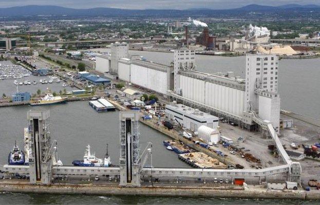 Le port de Québec... (Photothèque Le Soleil)