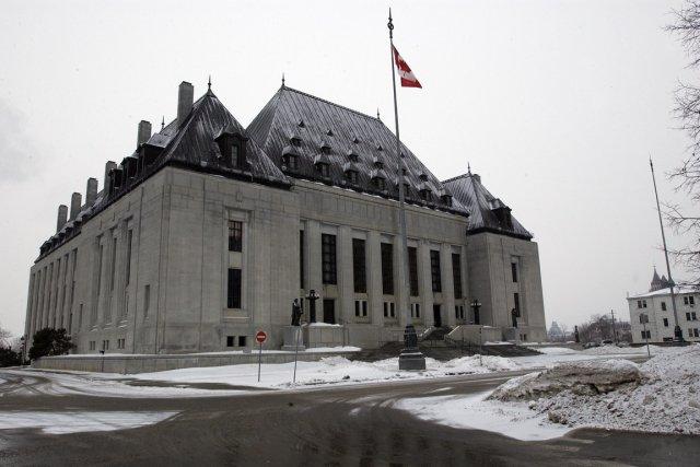 La Cour suprême du Canada entendra vendredi l'appel... (Photothèque La Presse)