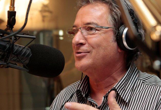 L'ancien animateur de radio Daniel Séguin.... (Simon Séguin-Bertrand, Archives LeDroit)