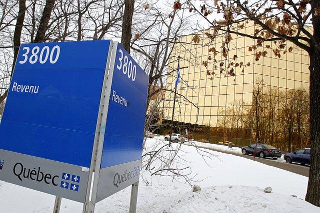 Revenu Québec offre à ses employés, grâce à... (Le Soleil, Yan Doublet)
