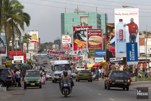 L'Afrique a connu depuis une quinzaine d'années une... (Photo Robert Skinner, acrhives La Presse)