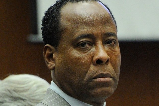 Conrad Murray... (Photo: archives AP)