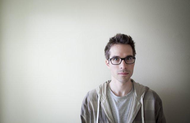 Martin Villeneuve, auteur et réalisateur du long métrage... (Photo: La Presse)