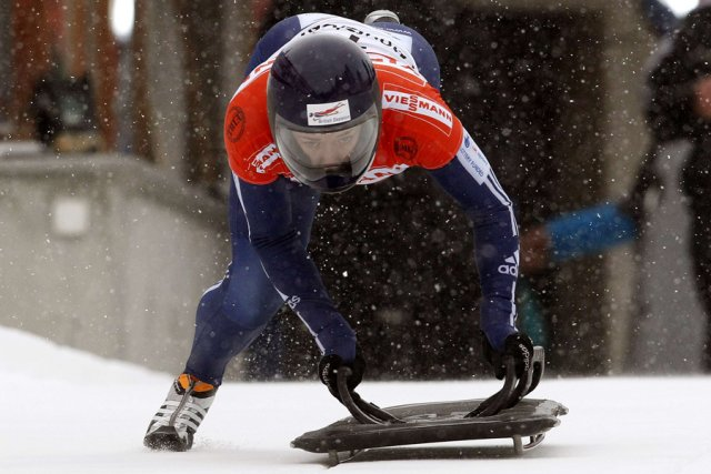 Elizabeth Yarnold... (Photo: Reuters)