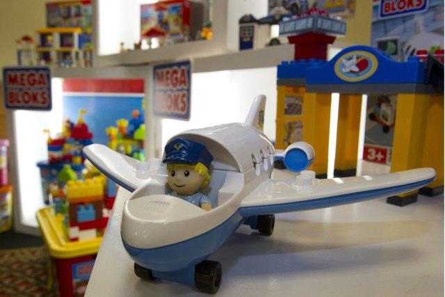 Le fabricant montréalais de jouets Mega Brands (T.MB) a... (Photo Reuters)