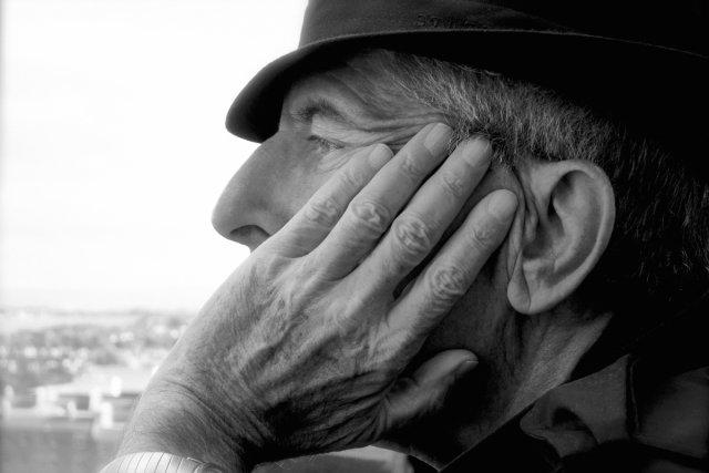 À 77 ans, Leonard Cohen prouve hors de... (Photo fournie par Sony Music Canada)