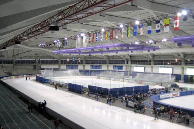 Inauguré en décembre 1985, l'anneau de glace de Sainte-Foy (photo ci-contre),... (Photothèque Le Soleil)