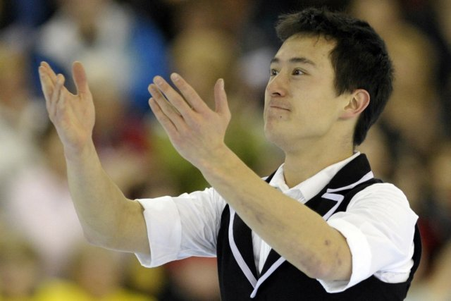 Patrick Chan... (Photo: Reuters (Archives))
