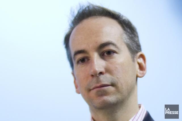 L'ex-député péquiste Nicolas Girard.... (Photo: Alain Roberge, archives La Presse)