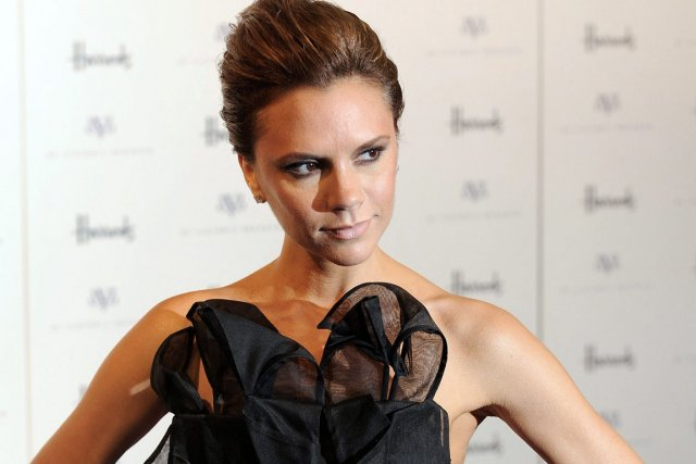Victoria Beckham... (Photo: Reuters)