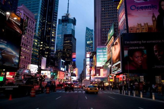 New york la ville la moins amicale des tats unis tats for Ville a new york