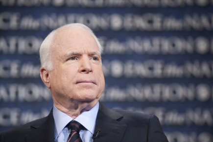 John McCain... (Photo: Reuters)