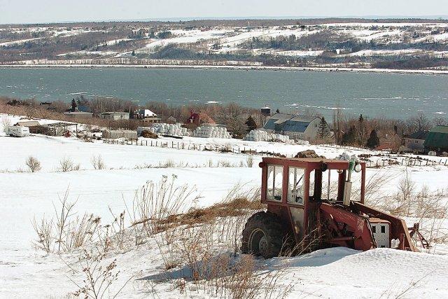 La Commission de protection du territoire agricole avait... (Photothèque Le Soleil, Jean-Marie Villeneuve)