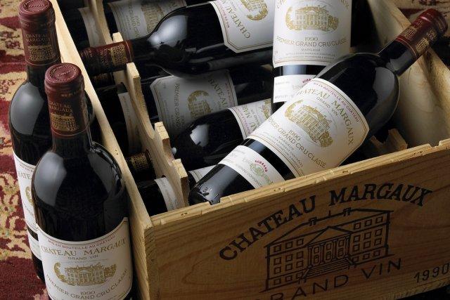 Dégustation verticale de Château Margaux. Un moment mémorable.... (Photo: Bloomberg News)