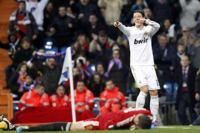 Le Real Madrid a fait le travail, samedi... (Photo: Susana Vera, Reuters)