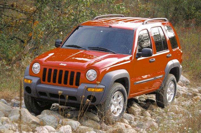 Le Jeep Liberty Sport 2002.... (Photo fournie par Jeep)
