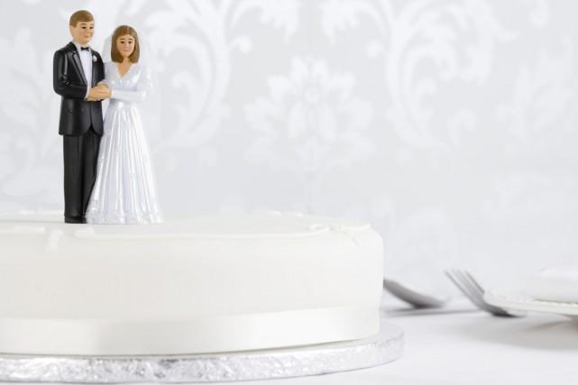Selon les statistiques,un mariage conclu en 2008 a... (Photos.com)