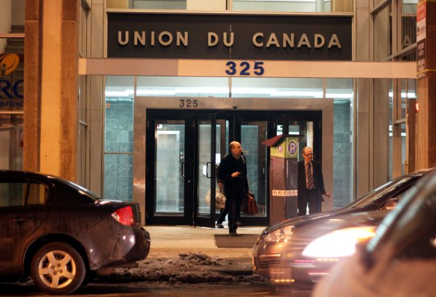 Union du Canada est émettrice de quelque 45... (Étienne Ranger, LeDroit)