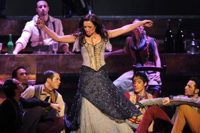 Natasha St-Pier possède la voix la plus riche... (Photo: Bernard Brault, La Presse)