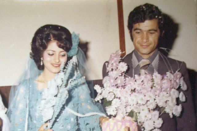 Mariage de Rona Amir Mohammad et de Mohammad... (Photo PC)