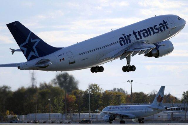 Le voyagiste Transat A.T. a affiché au premier trimestre une perte nette... (Photo Bernard Brault, La Presse)