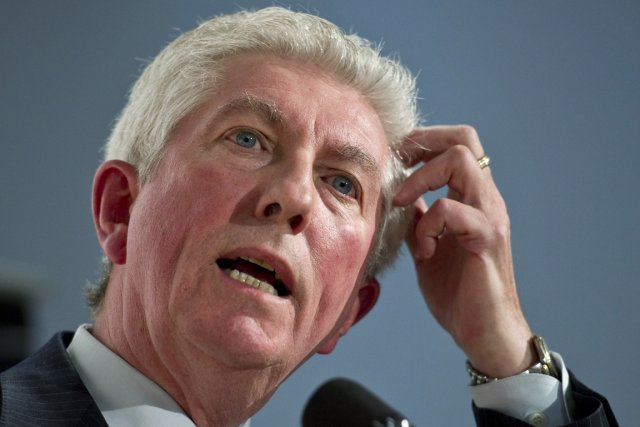 Gilles Duceppe... (Photo: Paul Chiasson, archives PC)