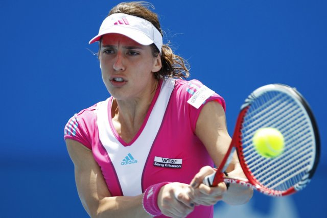 Andrea Petkovic... (Photo : archives Reuters)