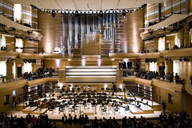 L'Orchestre symphonique de Montréal a été associé au... (Photo: Graham Hughes, Archives La Presse Canadienne)