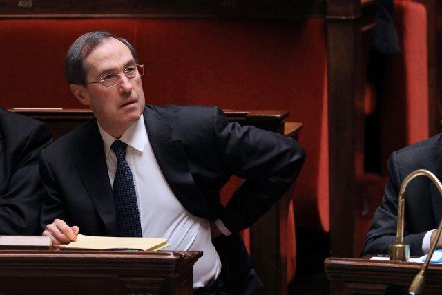 Le ministre de l'Intérieur Claude Guéant.... (Photo:  Pierre Verdy, AFP)