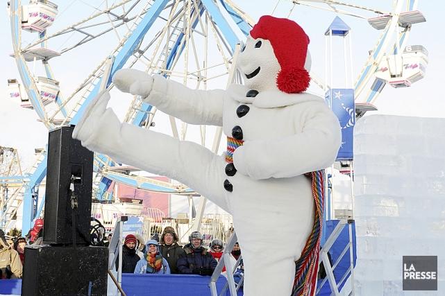Le Carnaval de Québec animera le coeur de... (Photothèque Le Soleil, Erick Labbé)