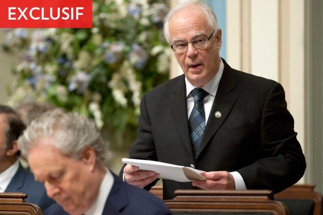 Le directeur des poursuites criminelles et pénales a... (Photo: PC)