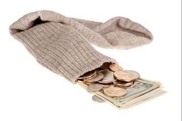 La nervosité des épargnants a grimpé à des niveaux qu'elle n'avait pas atteint...