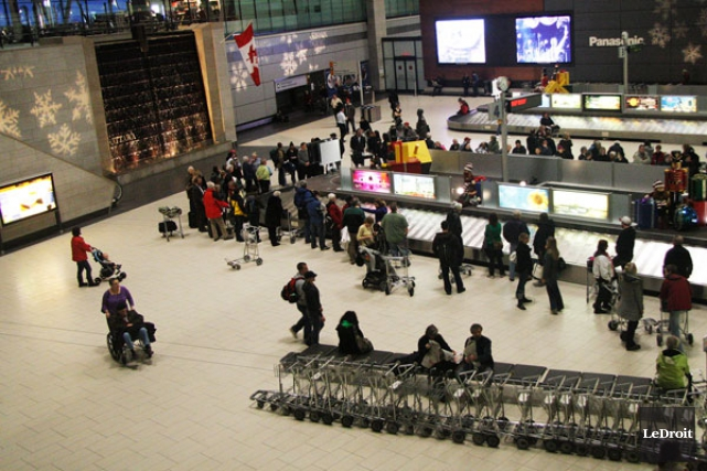 Près de 1,7 million de visiteurs sont venus... (Etienne Ranger, Archives LeDroit)