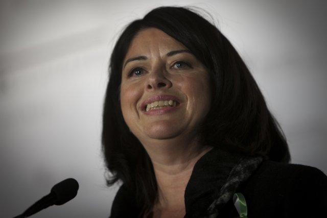 La ministre de l'Éducation, LineBeauchamp, a affirmé que... (Photo: André Pichette, Archives La Presse)