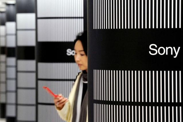 Le géant japonais Sony n'est plus l'ombre de... (Photo archives Bloomberg)