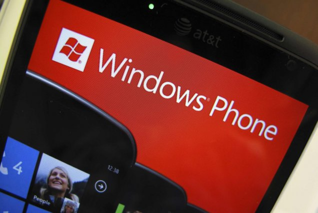 La version Tango de Windows Phone permettrait d'installer... (Photo: Reuters)