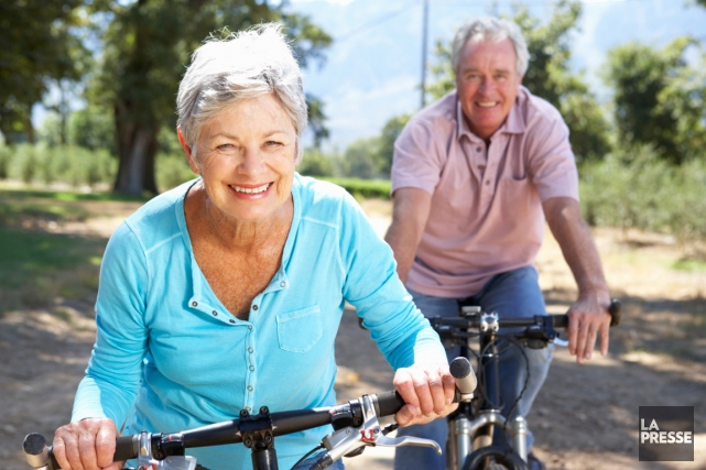 L'activité physique freine le vieillissement normal du cerveau... (Photos.com)