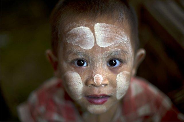 Les autorités de l'État Rakhine interdissent aux Rohingyas... (AFP)